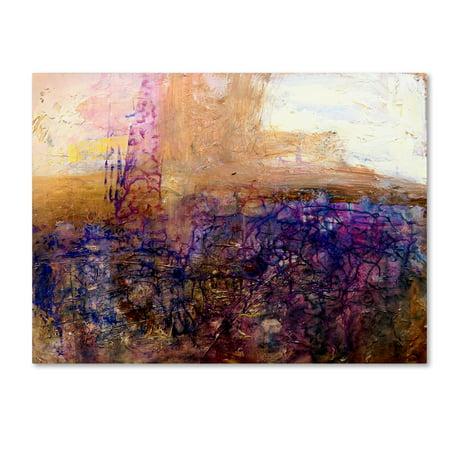Trademark Fine Art 'Courageous' Canvas Art by Natasha Wescoat ()
