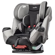 Evenflo Symphony LX All-in-One Convertible Car Seat, Harrison