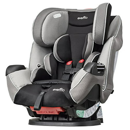 Evenflo Symphony Lx All In 1 Convertible Car Seat  Harrison