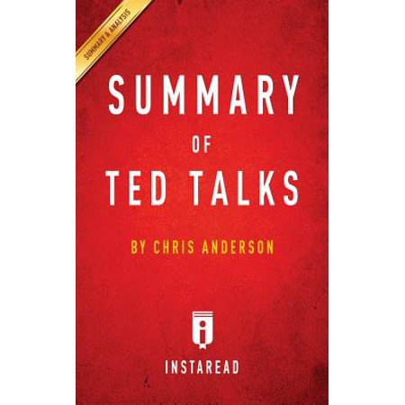 Summary of Ted Talks by Chris Anderson - Includes (Anderson Silva Vs Chris Weidman 2 Highlights)