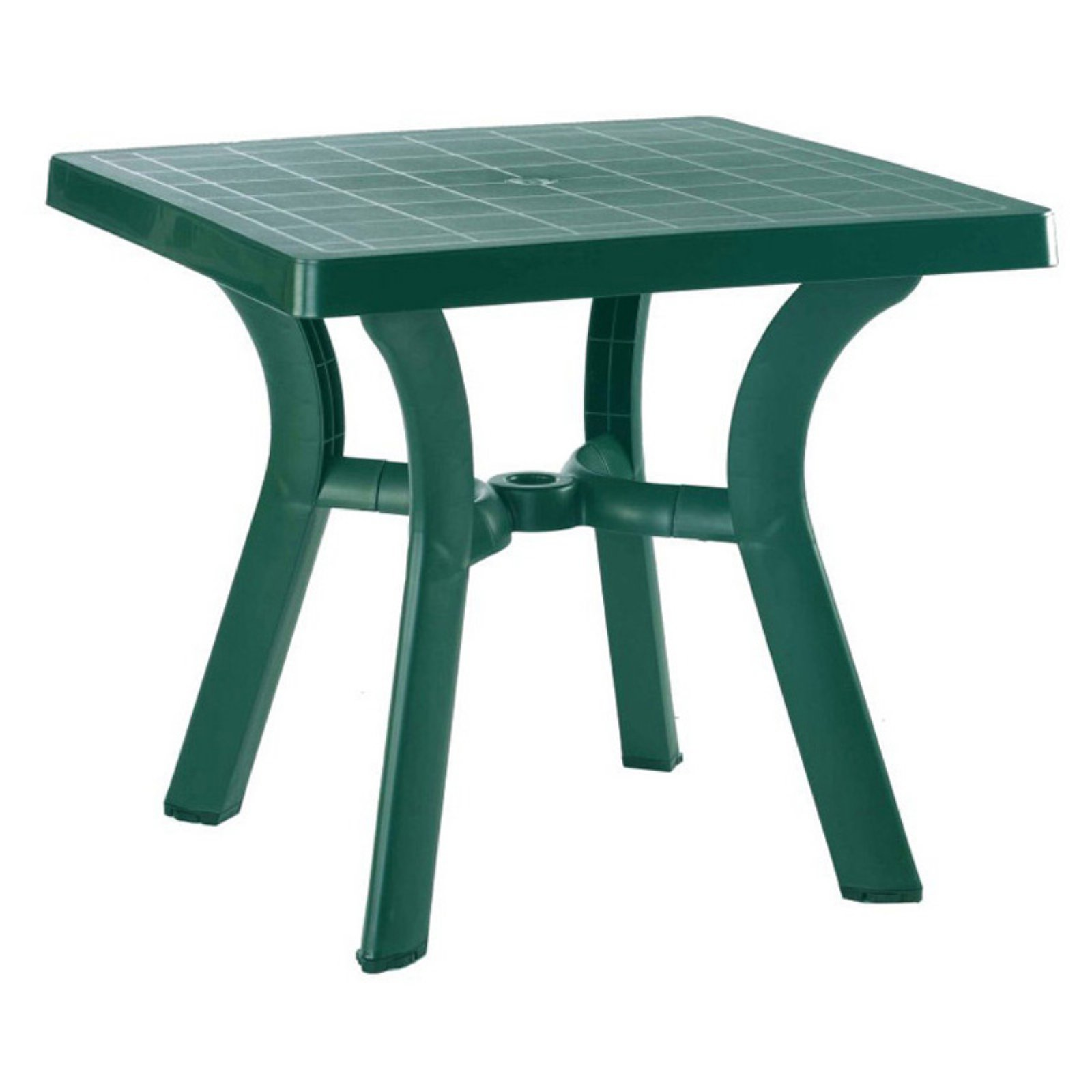 Compamia Viva Resin 31 in. Square Dining Table