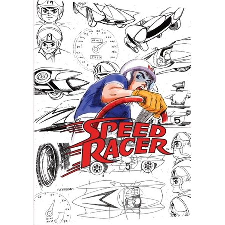 Speed Racer: Complete Series (DVD) - Halloween Anime Series