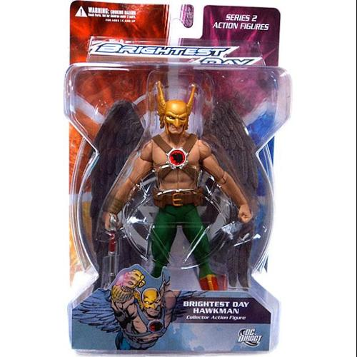 DC Brightest Day Series 2 Brightest Day Hawkman Action Figure