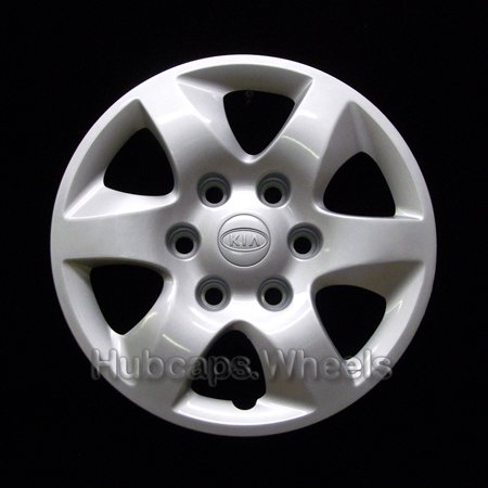 OEM Genuine Hubcap for Kia Sedona 2008-2010 Single 16-in Wheel Cover Professionally Refinished Like New