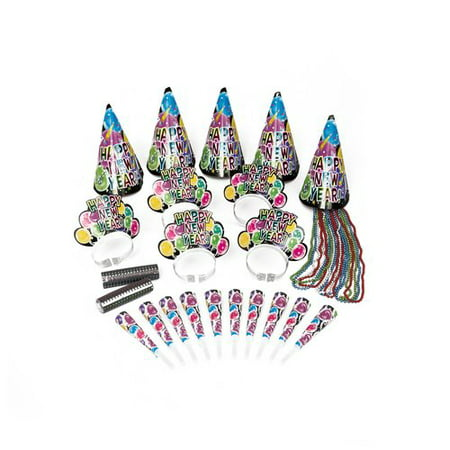 New Years Eve Celebration Party Kit for - New Years Eve Accessories