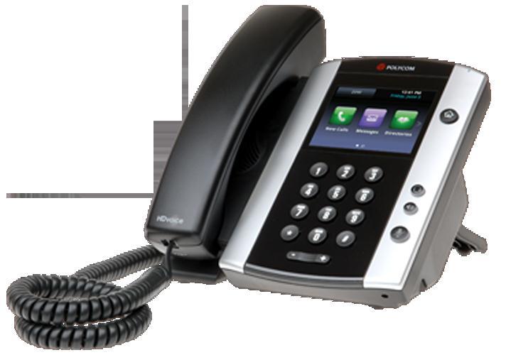 Polycom Inc. VVX 500 IP Business PoE Telephone by Polycom Inc.