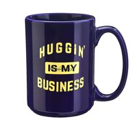 """Official WWE Authentic Bayley """"Huggin is My Business"""" 15 oz. Mug Multi"""