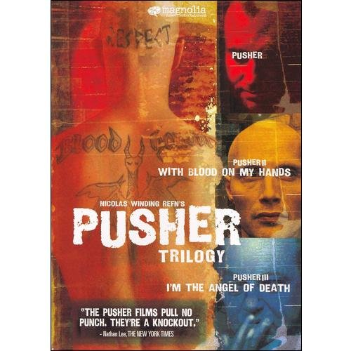 Pusher Trilogy: Pusher / Pusher II: With Blood On My Hands / Pusher III: I'm The Angel Of Death (Widescreen)
