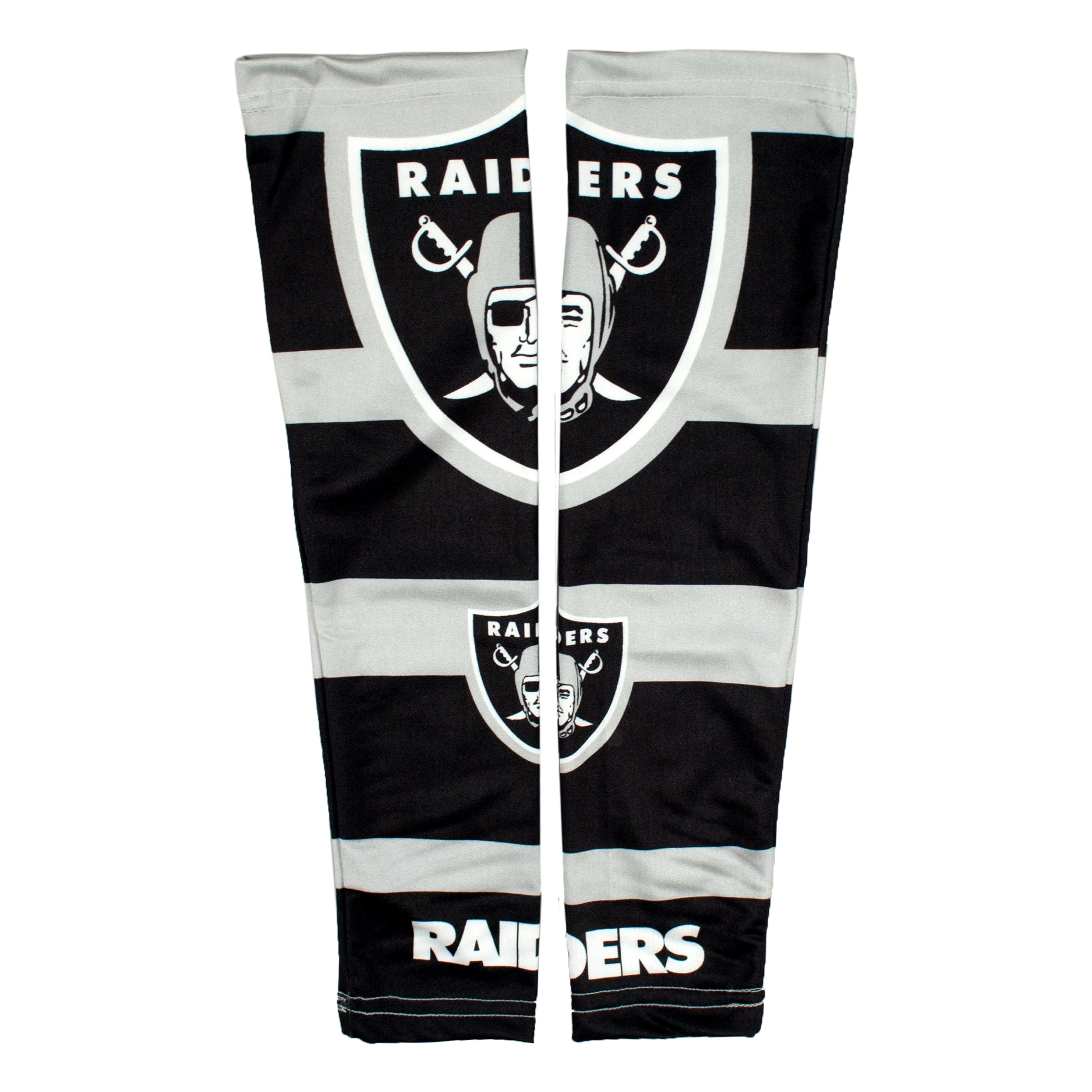 Oakland Raiders Strong Arm Sleeve