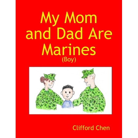 My Mom and Dad Are Marines - (Boy) - eBook