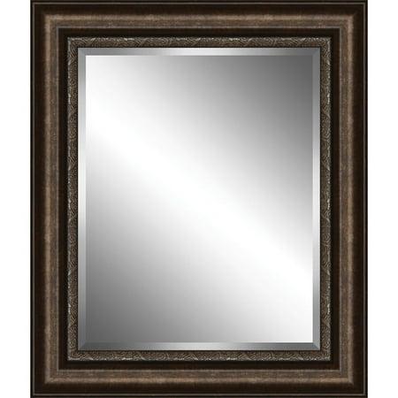 Ashton Wall D cor LLC Plate Accent Mirror