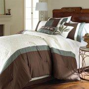 Crestwood 8-piece Comforter Set King