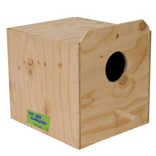 Ware Manufacturing Cockatiel Nest Birdhouse