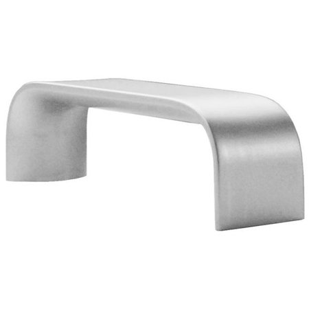 Jako 96 mm Cabinet Handle, Satin - Aluminum