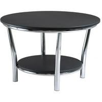 Maya Round Back Coffee Table