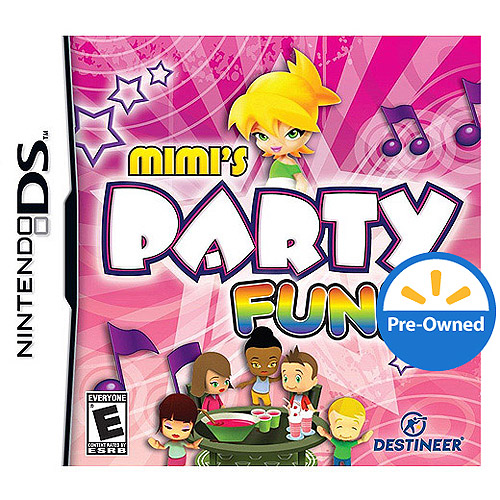 Mimi's Party Fun (DS) - Pre-Owned