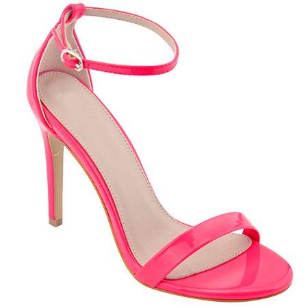Women's Ankle Strap Dress Open Toe Stiletto High Heel Sandal (FREE SHIPPING) for $<!---->