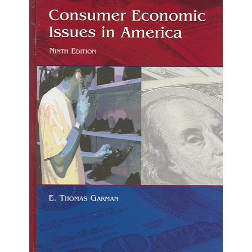 Consumer Economics Issues in America