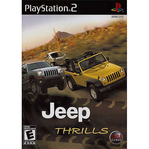 Jeep Thrills (PS2) - Pre-Owned - Game Only