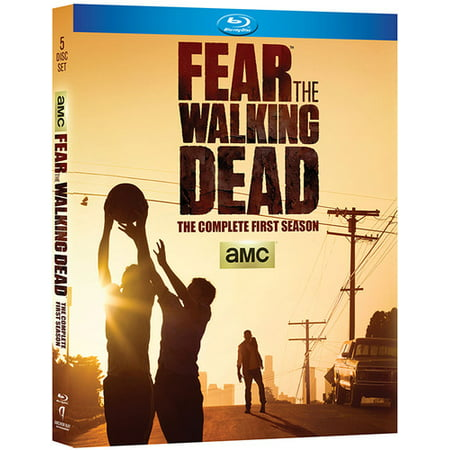 Fear The Walking Dead  The Complete First Season  Blu Ray