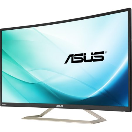 "ASUS Curved VA326H 31.5"" Full HD 1080p 144Hz HDMI VGA DVI Eye Care Monitor"