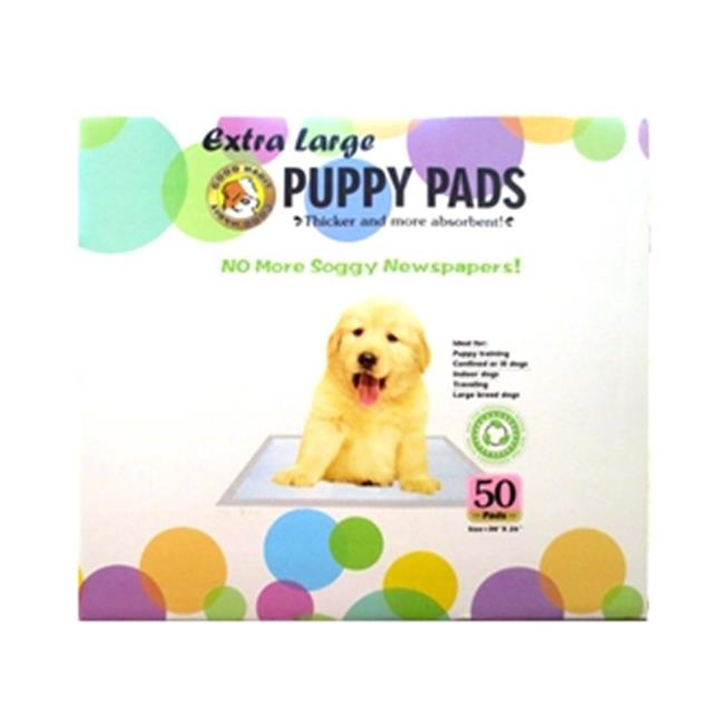 Best Pet Supplies XLP-501 Extra Large Puppy Pads - 50 Pieces