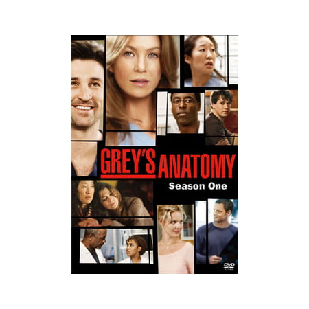 Grey\'s Anatomy: Season One (DVD) - Walmart.com
