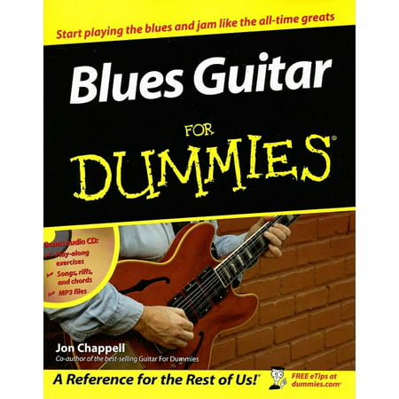For Dummies: Blues Guitar for Dummies (Other)