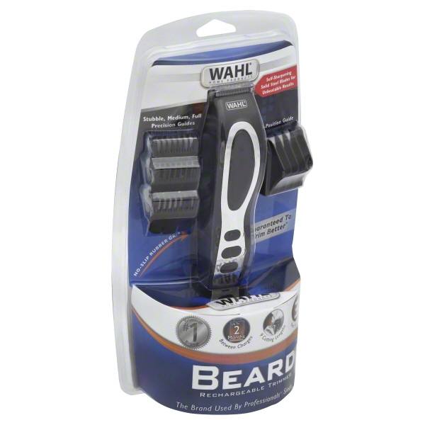 Wahl Wahl  Rechargeable Trimmer, 1 ea