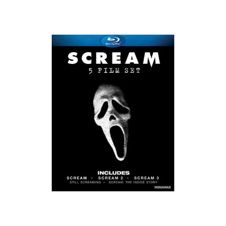 Scream Collection (Blu-ray) - Halloween Horror Movies On Netflix