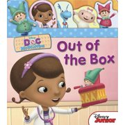 Out of the Box (Board Book)