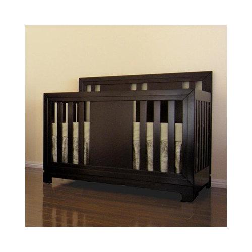 Bundle-83 Eden Baby Furniture Melody 4-in-1 Convertible Crib (2 Pieces)