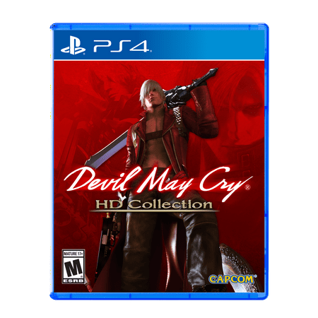 Devil May Cry HD Collection, Capcom, PlayStation 4, 013388560516