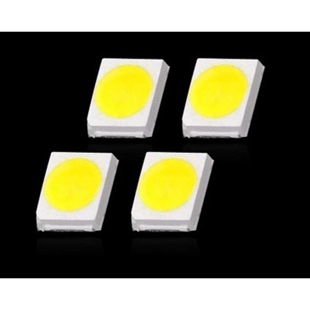 100 Pcs for LG LED Backlight 3528 1W 100LM Cool white LCD Backlight for TV TV