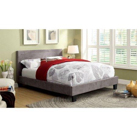 Furniture Of America Ramone California King Upholstered Panel Bed