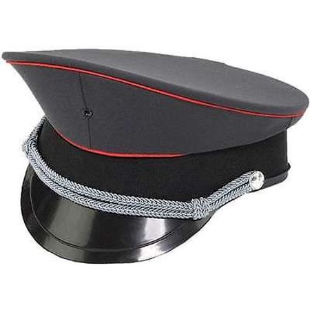 Deluxe Military Officer Hat - Officer Hat