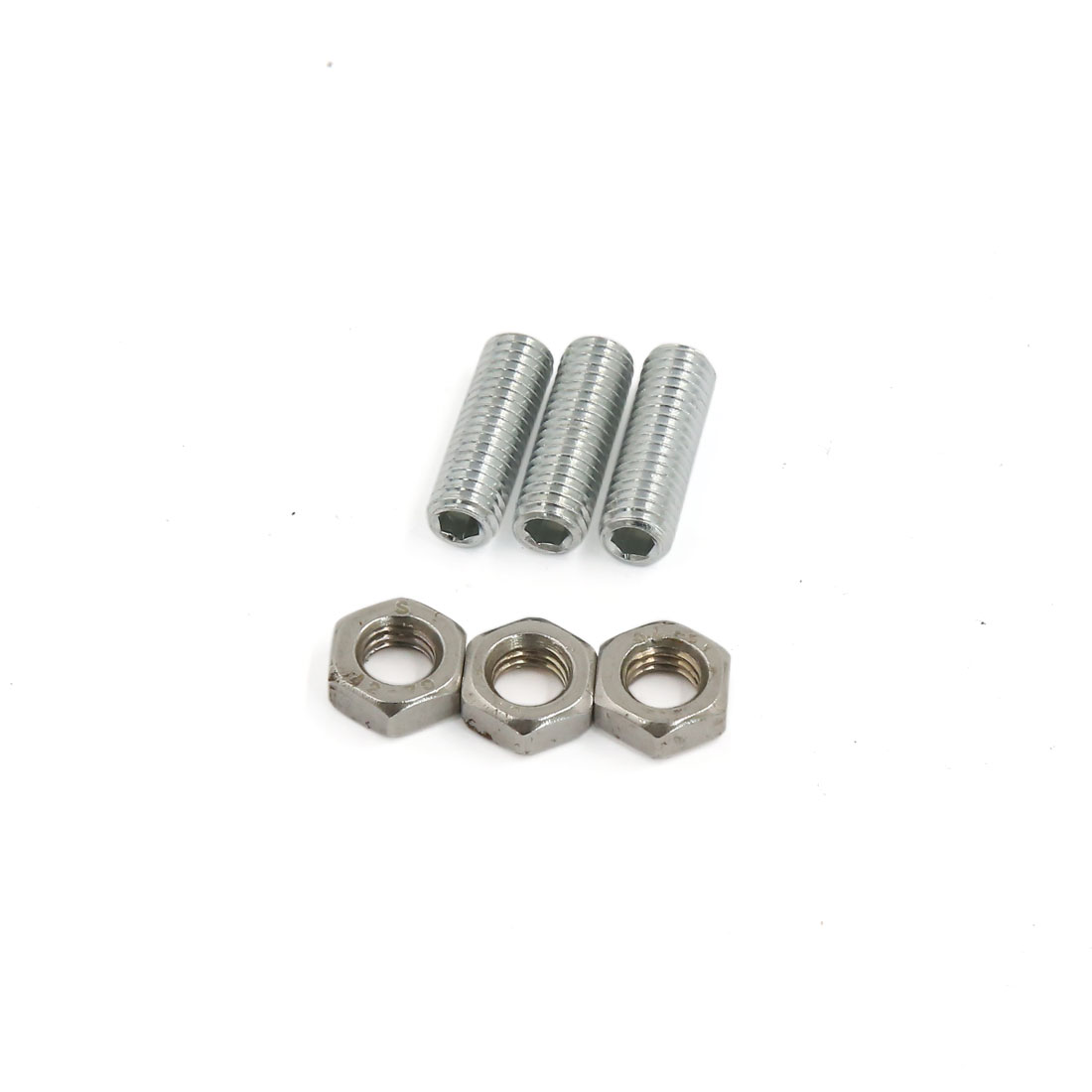 Stainless Steel Exhaust Muffler Tip Modified Silencer Tail Fit Car Vehicle - image 1 de 4