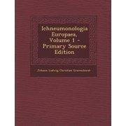 Ichneumonologia Europaea, Volume 1