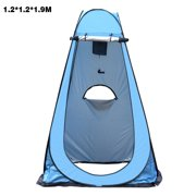 Pop Up Pod Changing Room Privacy Tent instant Portable Outdoor Shower Camp toilet Rain Shelter