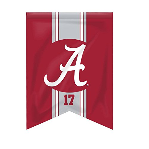 Jay Mac Sports University of Alabama Crimson Tide Vintage Cut House Flag
