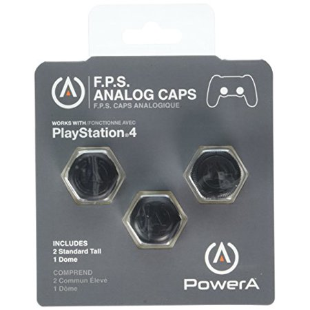 PowerA FPS Analog Caps For Playstation 4