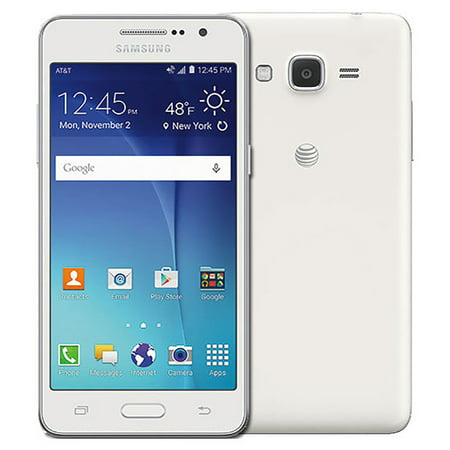 Samsung Galaxy Grand Prime G530A AT&T Unlocked 4G LTE Phone w/ 8MP Camera -