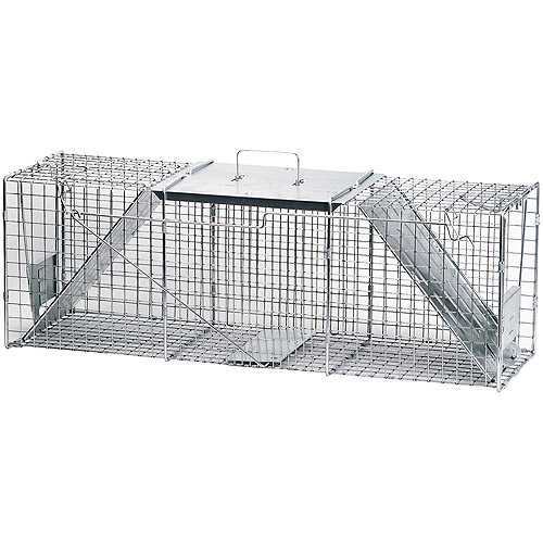 Havahart Large 2-Door Live Animal Trap