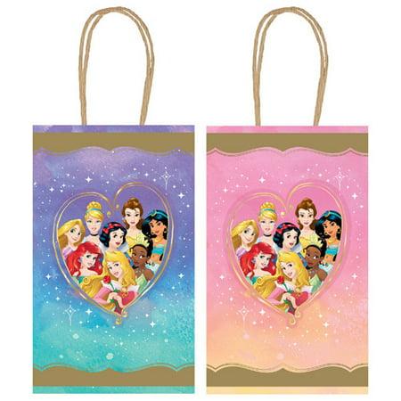 Disney Princess 'Once Upon a Time' Kraft Paper Favor Bags - Paper Bag Princess Halloween
