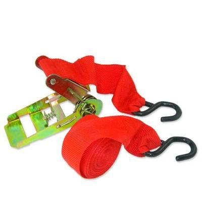 "1"" x 15 Foot Ratcheting Web Cargo Tie Hold Down Strap"