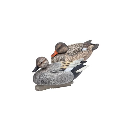 - FINAL APPROACH Floating Gadwall 474380FA Decoy High Visibility Paint 6 Pack