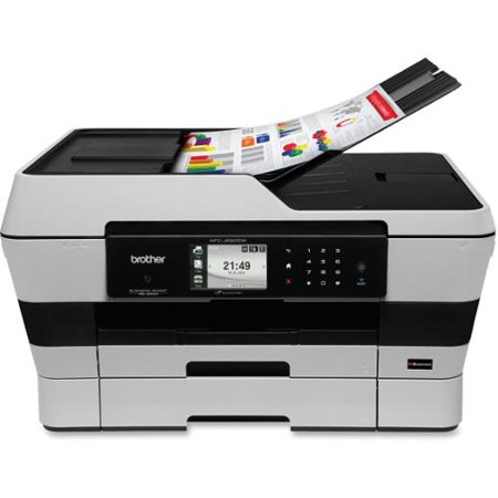 Brother BusinessSmart MFCJ6925DW Inkjet Multifunct Printer -Copy/Fax/Print/Scan