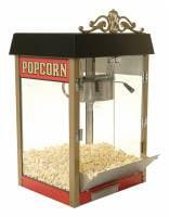Benchmark 11080 Street Vendor Popcorn Machine, 120V, 1430W, 12A, 8 oz Popper by Benchmark USA Inc