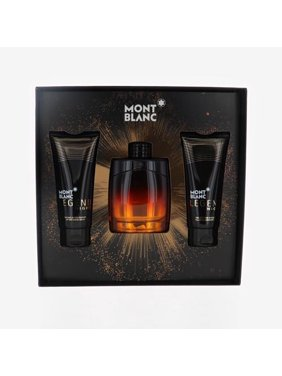 6f1b8f8e89 Product Image Mont Blanc GSMMONTBLANCLEGNI3P3 3 Piece Legend Night Gift Set  for Men