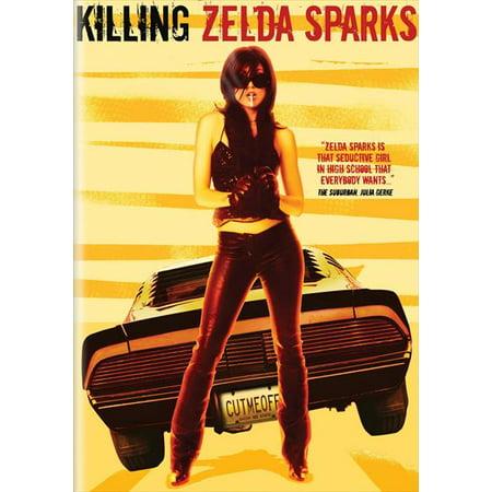 Killing Zelda Sparks POSTER Movie Mini Promo (Sparks Halloween)